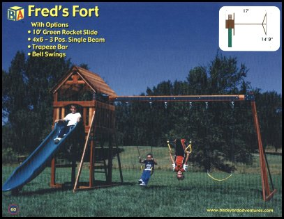 Fred's Fort