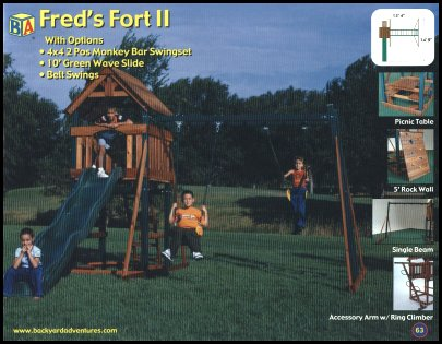 Fred's Fort II